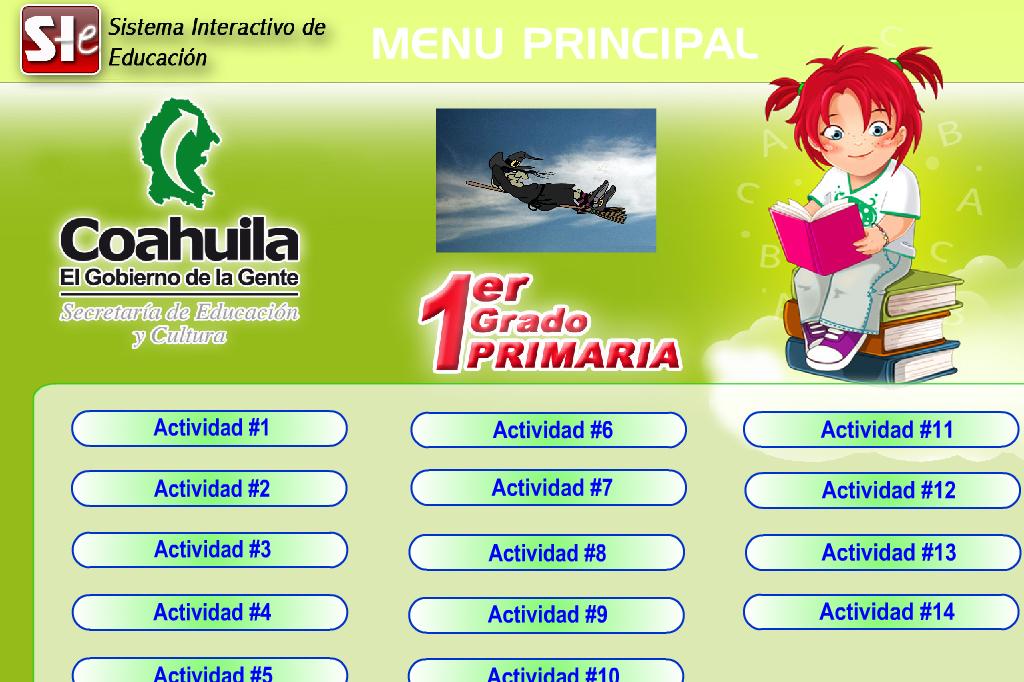 CD Interactivo SEC Coahuila
