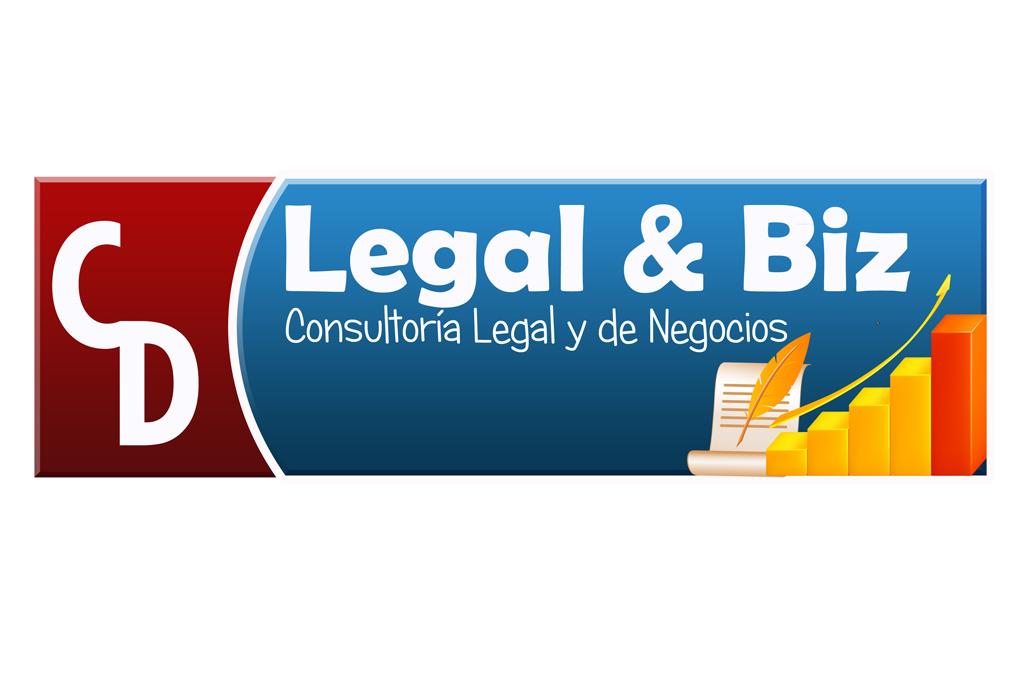 Diseño Logo CD Legal