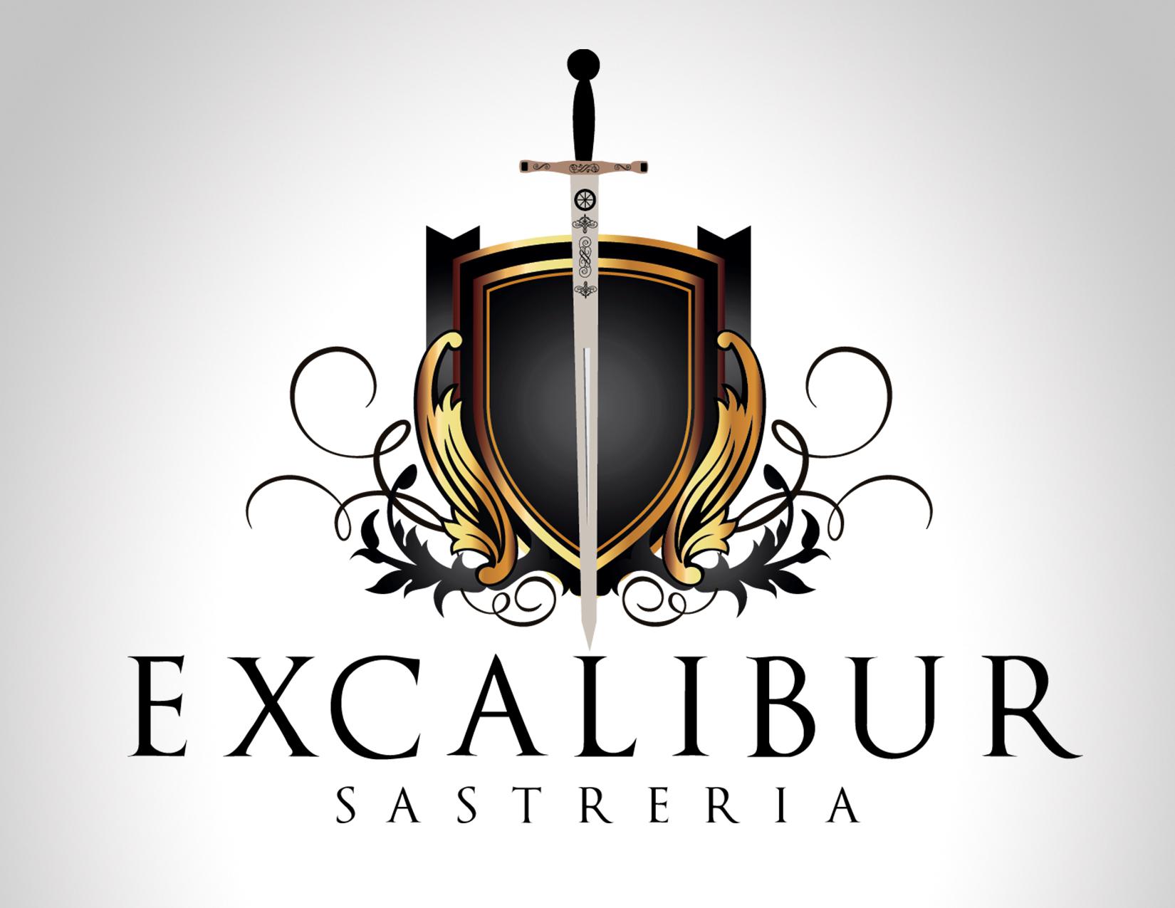 Diseño Logo Excalibur