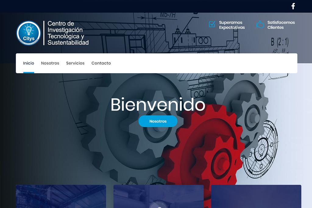 Página web Citys